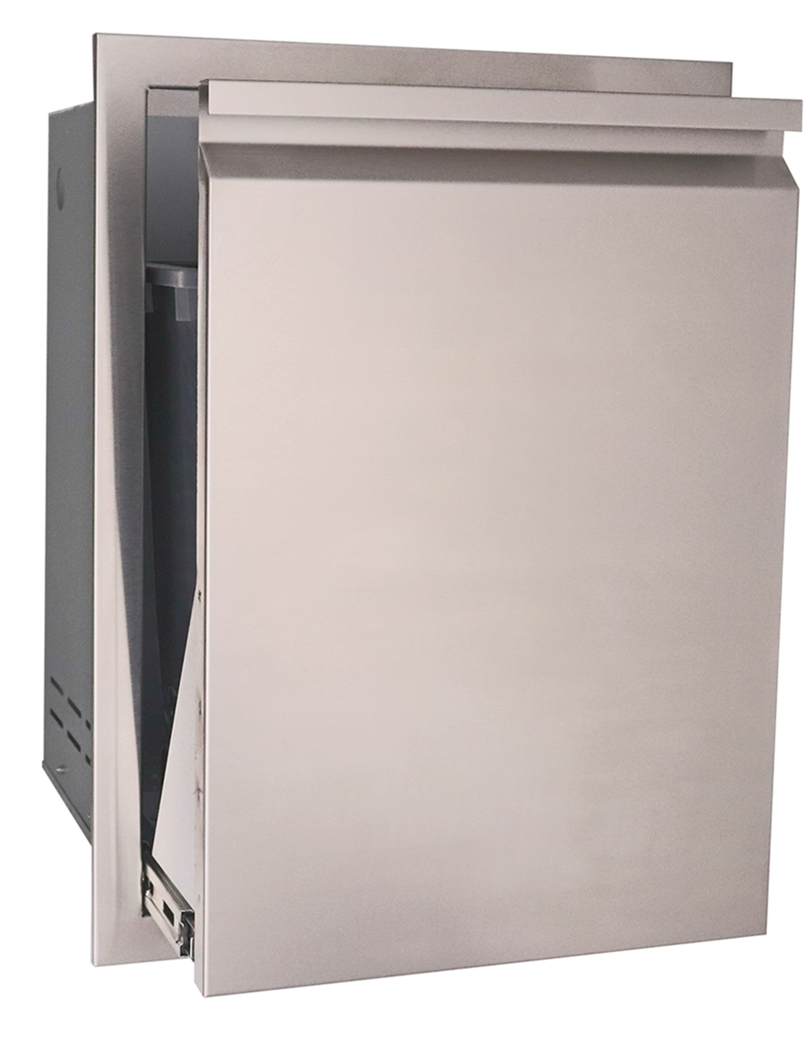 Renaissance Cooking Systems Renaissance Cooking Systems The Valiant Series Single Trash Can - VTD1