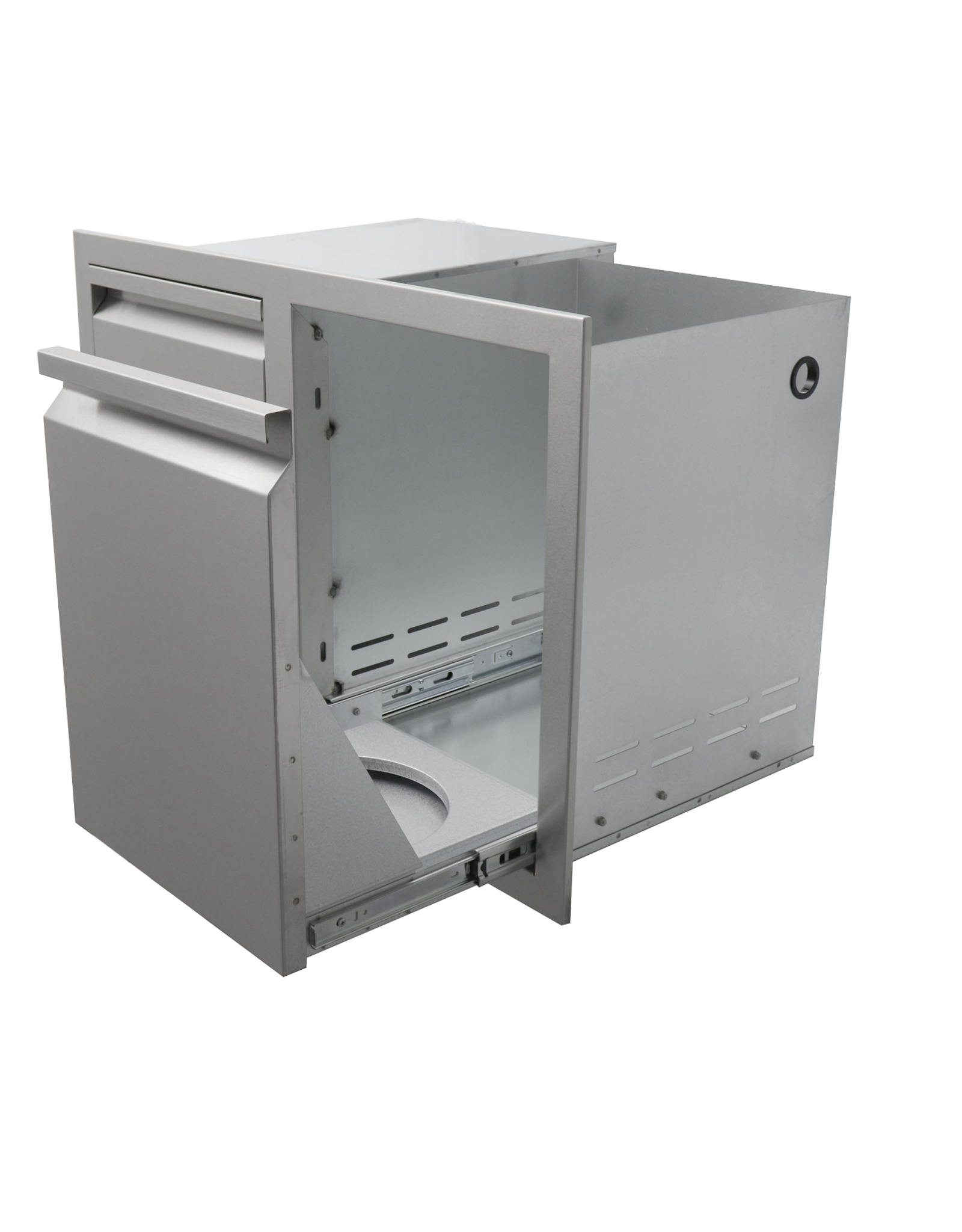 Renaissance Cooking Systems Renaissance Cooking Systems The Valiant Series Dual Drawer/Propane Drawer Combo - VDCL1