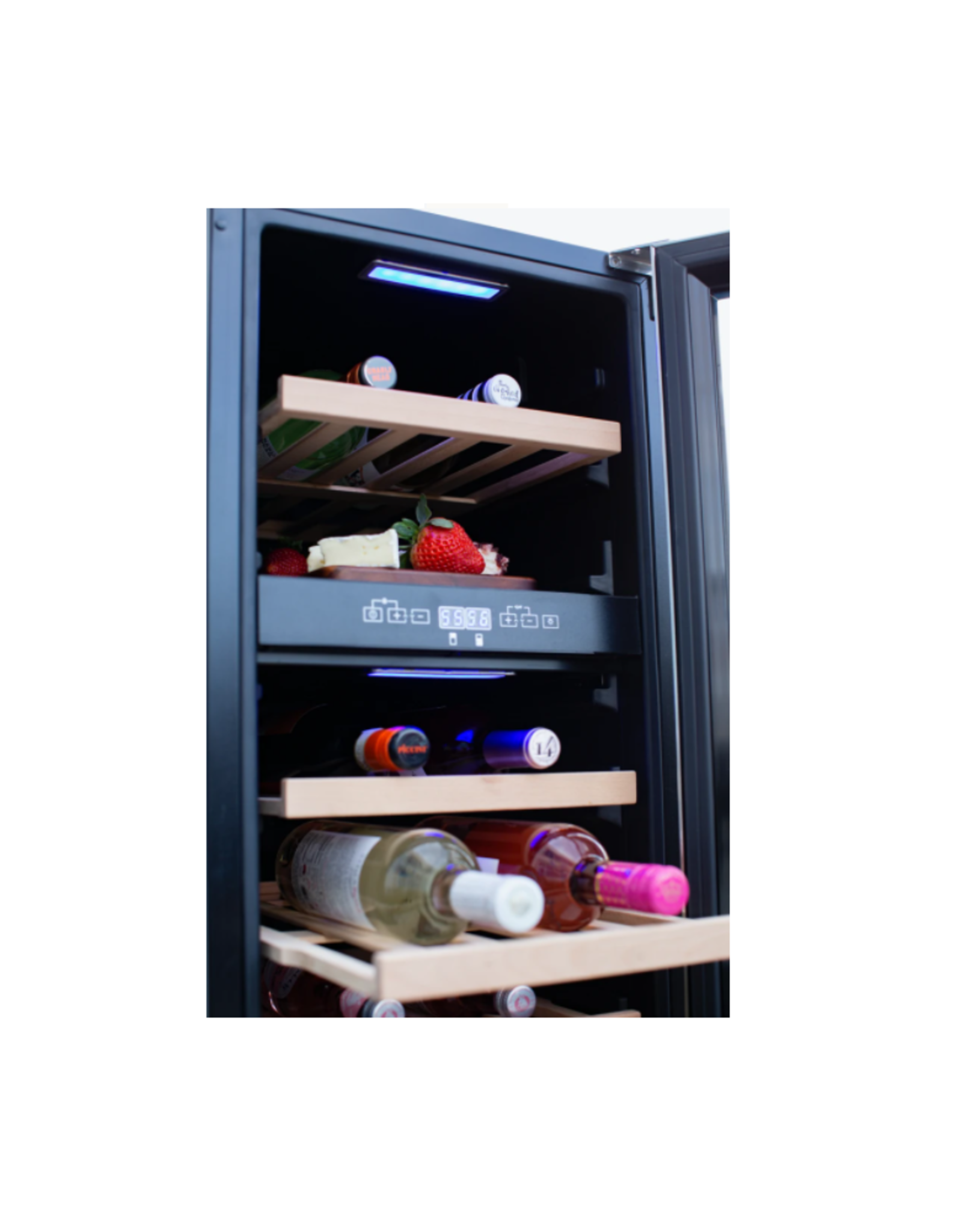 Renaissance Cooking Systems Renaissance Cooking Systems The Dual Zone Outdoor Rated Wine Cooler - RWC1