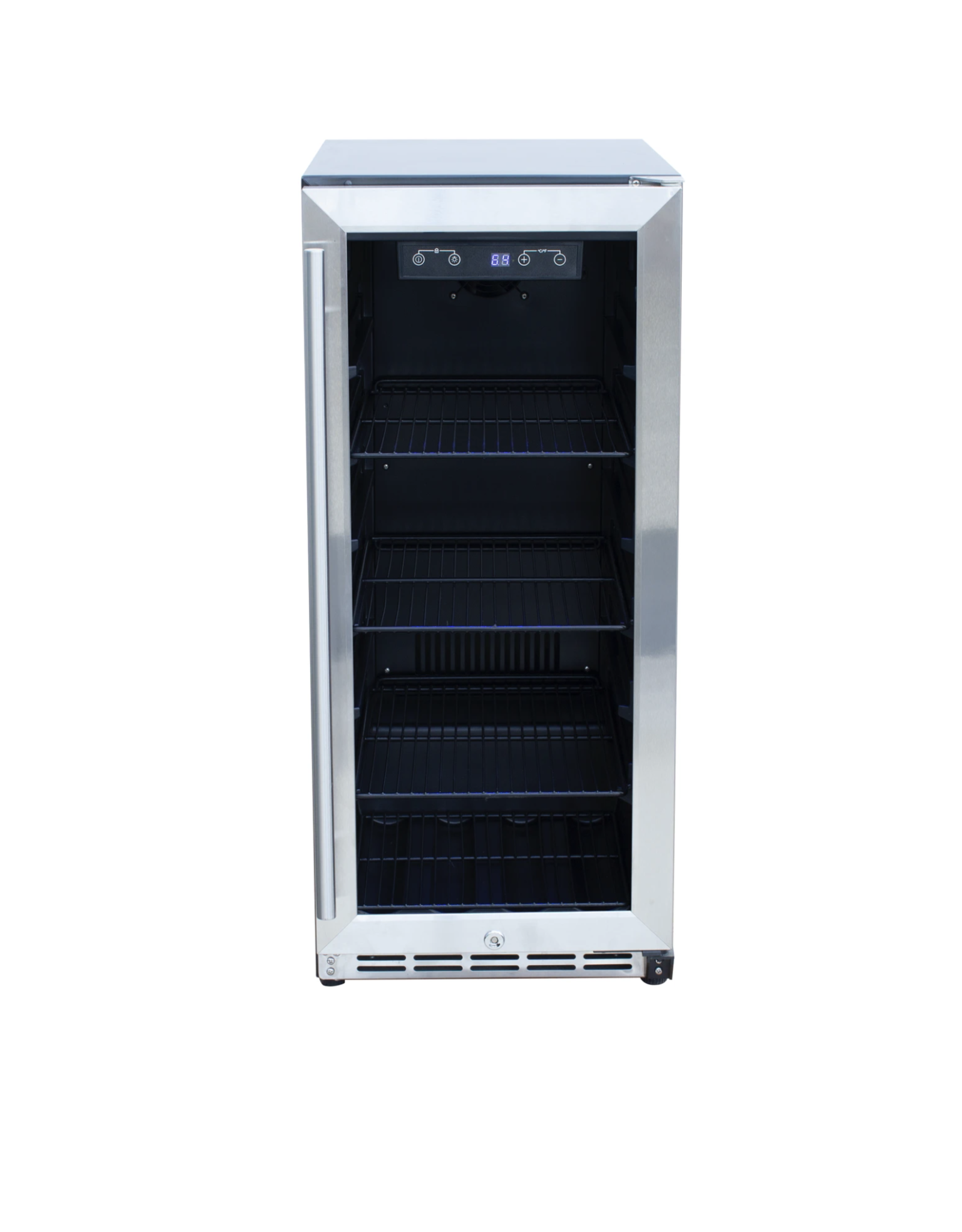 """Renaissance Cooking Systems Renaissance Cooking Systems 15"""" Refrigerator with Window - REFR5"""