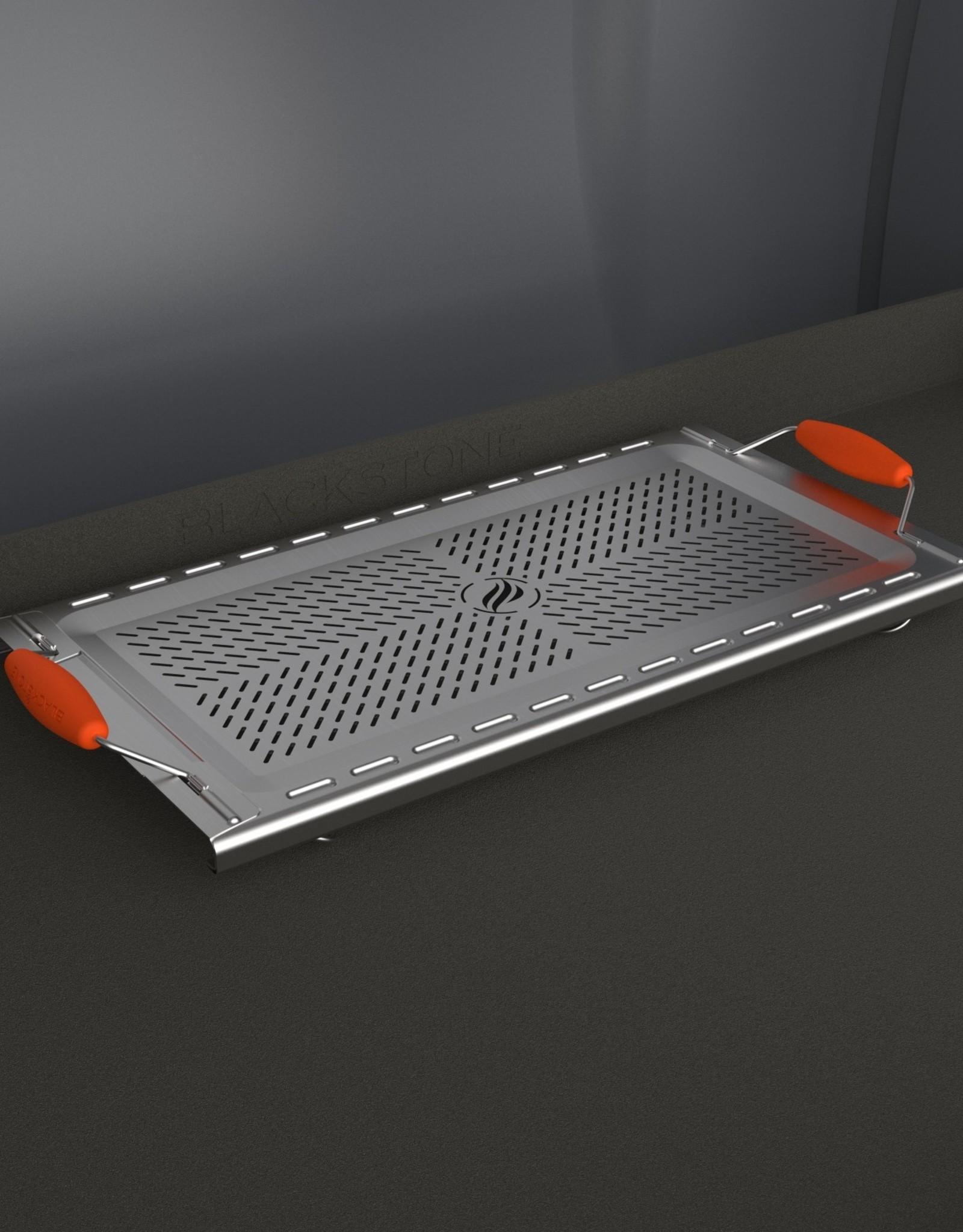 Blackstone Blackstone Stainless Steel Adjustable Warming Rack - 5318
