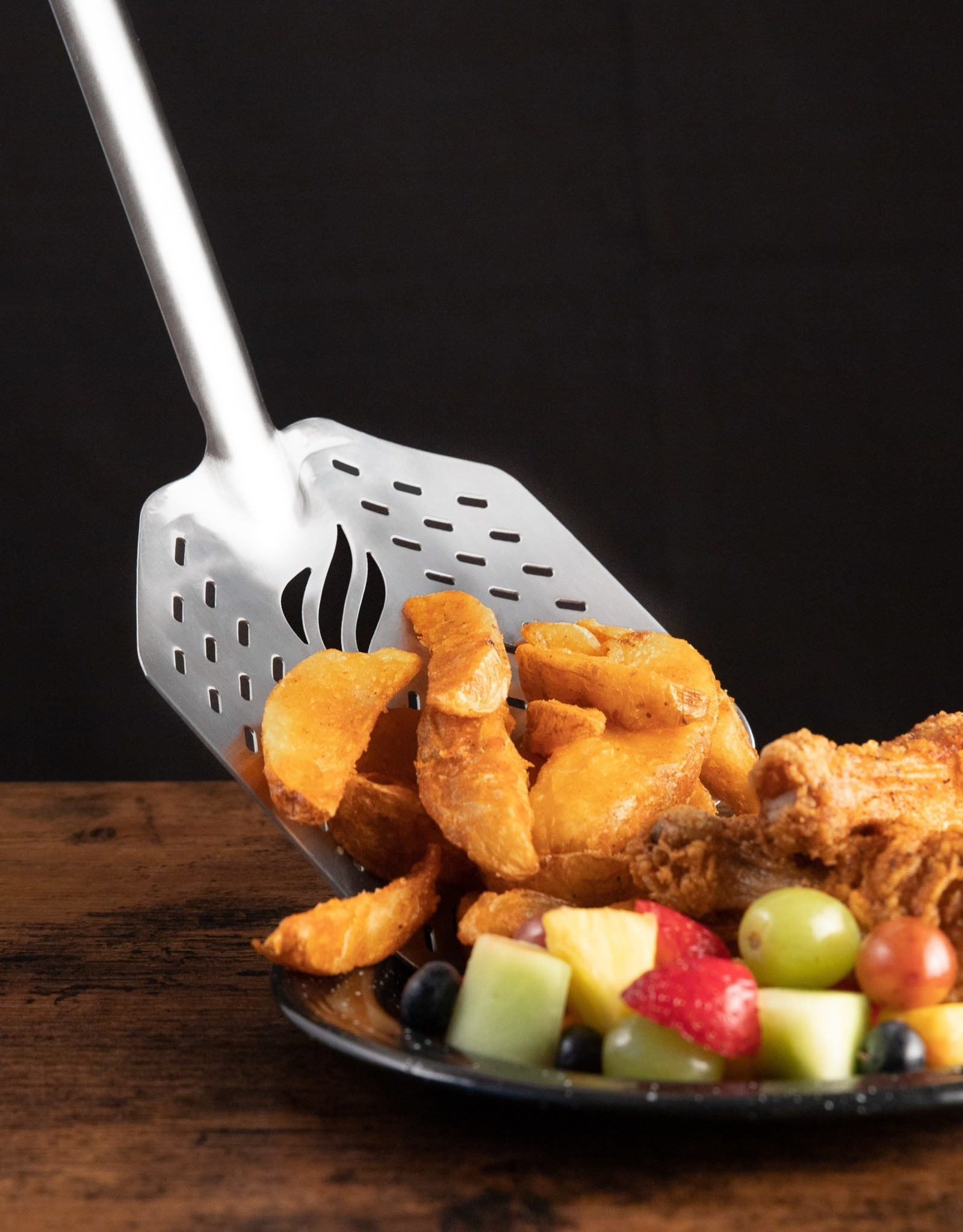 Blackstone Blackstone Signature Fryer Serving Kit with Tongs and Scoop - 5282