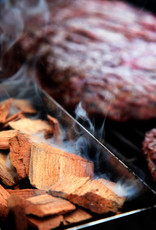 Western Premium BBQ Products Western Premium BBQ Products Hickory BBQ Smoking Chips, 180 Cu in