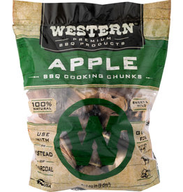 Western Premium BBQ Products Western Premium BBQ Products Apple BBQ Cooking Chunks, 549 Cu in