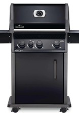 Napoleon Napoleon Rogue XT 425 SIB Natural Gas Grill with Infrared Side Burner - Black - RXT425SIBNK-1