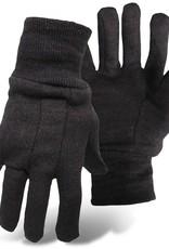 BOSS BOSS Jersey Gloves Brown, Large - 4020