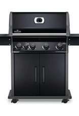 Napoleon Napoleon Rogue XT 525 SIB Natural Gas Grill with Infrared Side Burner - Black - RXT525SIBNK-1