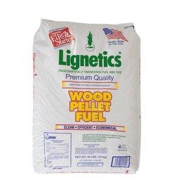 Lignetics Lignetics Premium Wood Fuel Pellets - 40 lb.