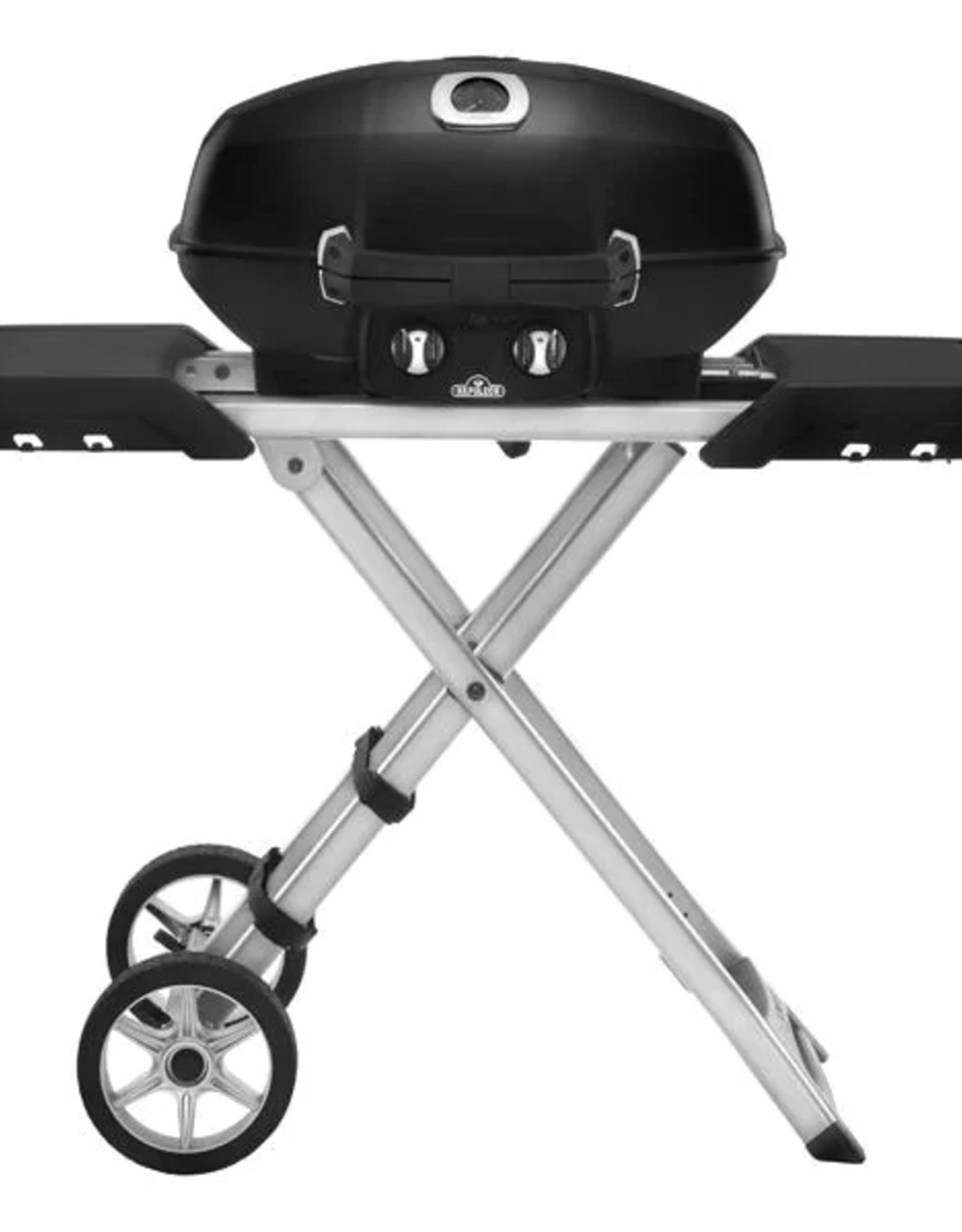 Napoleon Napoleon TravelQ Pro 285X Portable Freestanding Propane Gas Grill - Black - PRO285X-BK