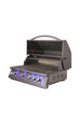 "Renaissance Cooking Systems Renaissance Cooking Systems 32"" Premier Drop-In Grill w/ LED Lights Propane - RJC32AL"