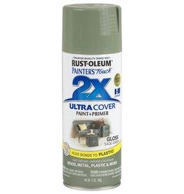 Rust-Oleum Rust-Oleum 249094 Ultra Cover 2x  Spray Gloss Sage Green