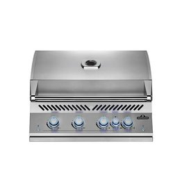 """Napoleon Napoleon Built-In 700 Series 32"""" Natural Gas Grill with Infrared Rear Burner - BIG32RBNSS"""