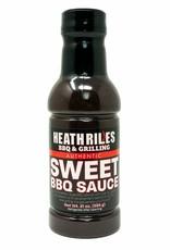Heath Riles BBQ Heath Riles BBQ - Sweet BBQ Sauce  21 oz.