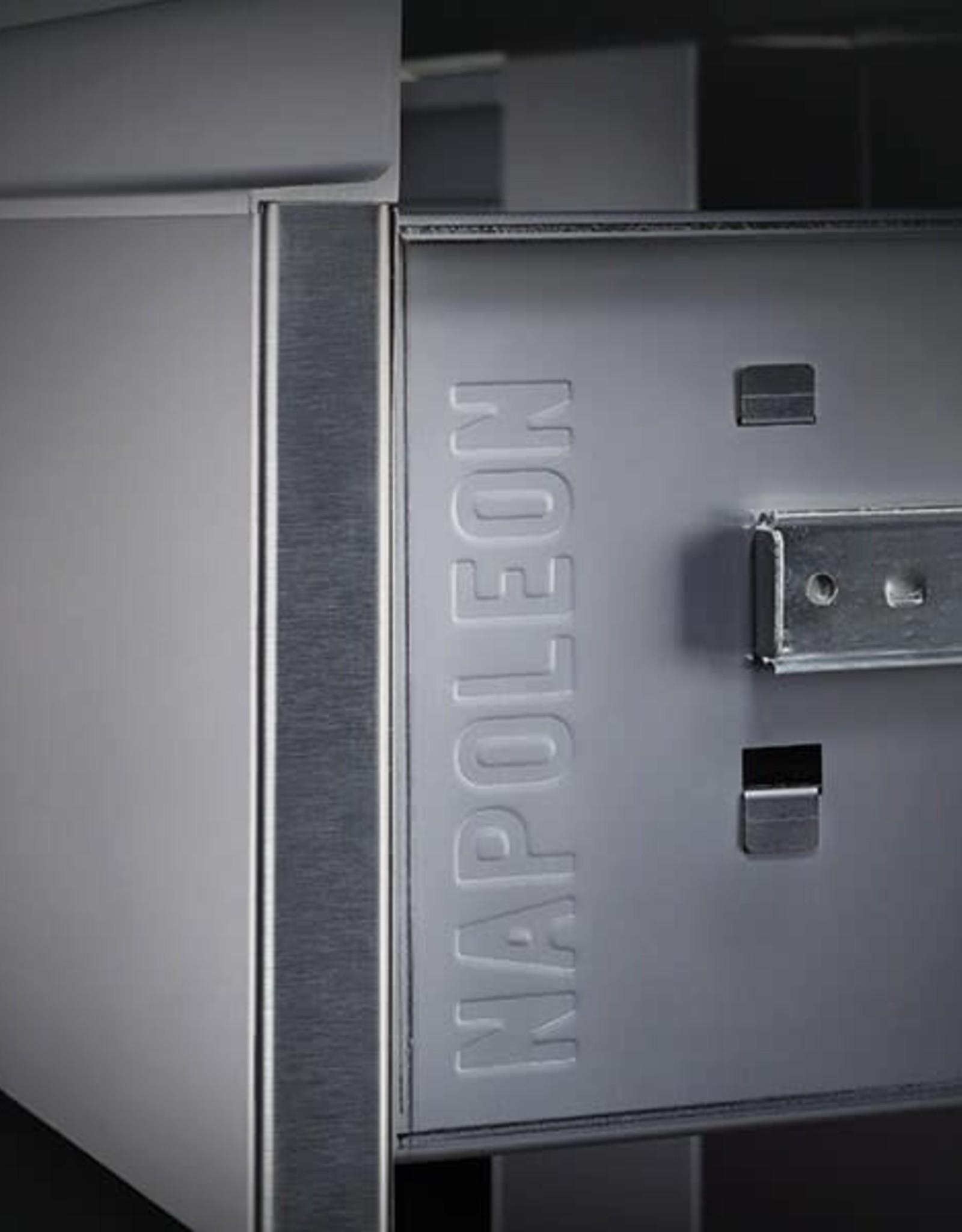 """Napoleon Napoleon 36"""" x 24"""" Single Door & Waste Bin Drawer - BI-3624-1D1W"""