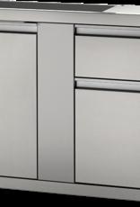 """Napoleon Napoleon 42"""" x 24"""" Large Single Door & Standard Drawer - BI-4224-1D2DR"""