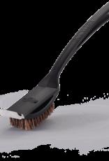 Napoleon Napoleon Natural Fiber Grill Brush With Grid Scraper - 62053
