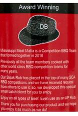 Mississippi Meat Mafia Mississippi Meat Mafia - The Godfather's Steak/Beef Seasoning (14.5 oz.)