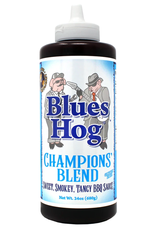 Blues Hog Blues Hog Champions' Blend BBQ Sauce Squeeze Bottle 24 oz.