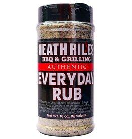 Heath Riles BBQ Heath Riles BBQ - Everyday Rub Shaker, 16 oz.