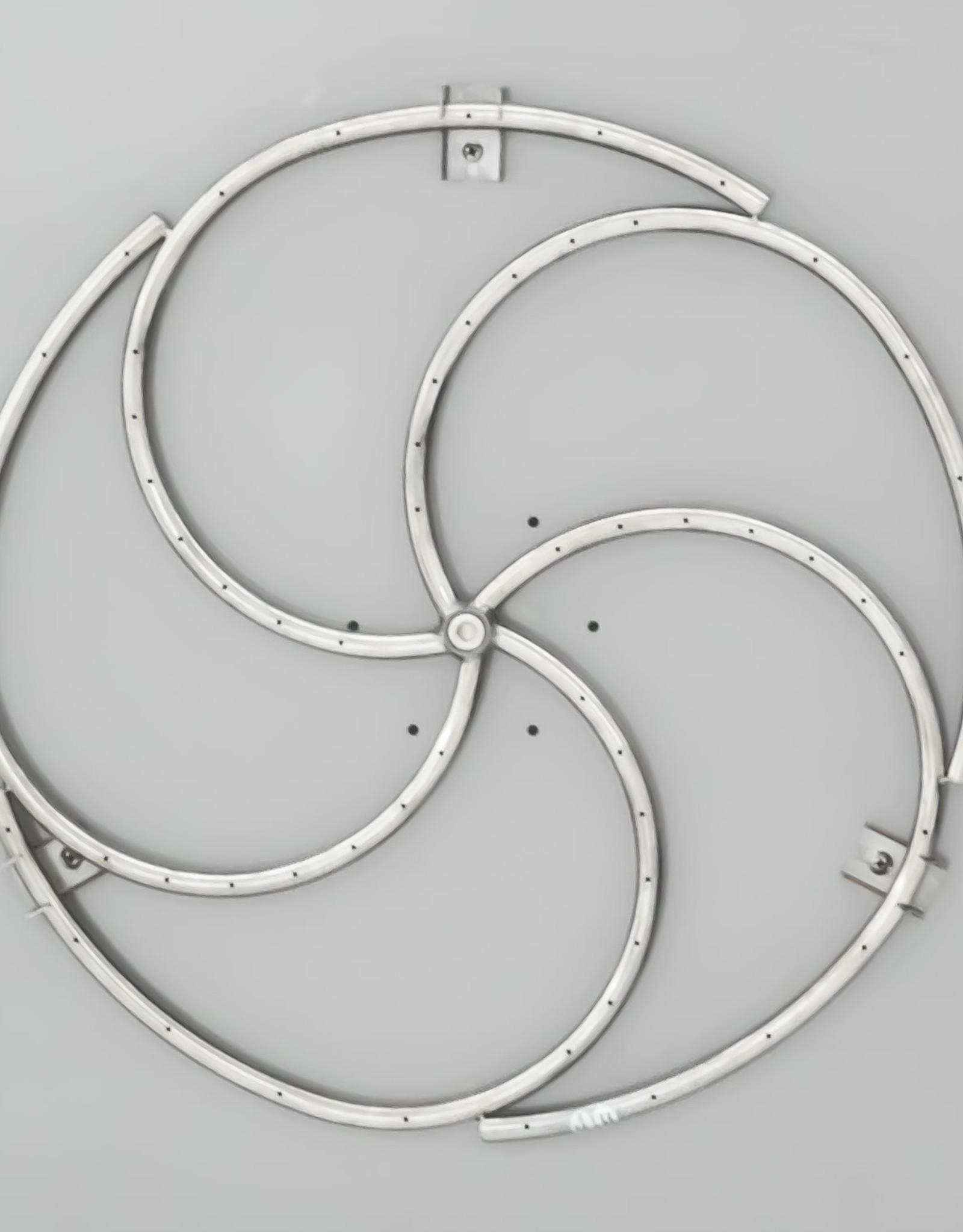 Firenado Firenado 24″ Gas Fire Pit Ring