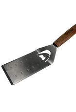 Barbour International Bayou Classic Stainless Steel Turner Spatula with Bottle Opener