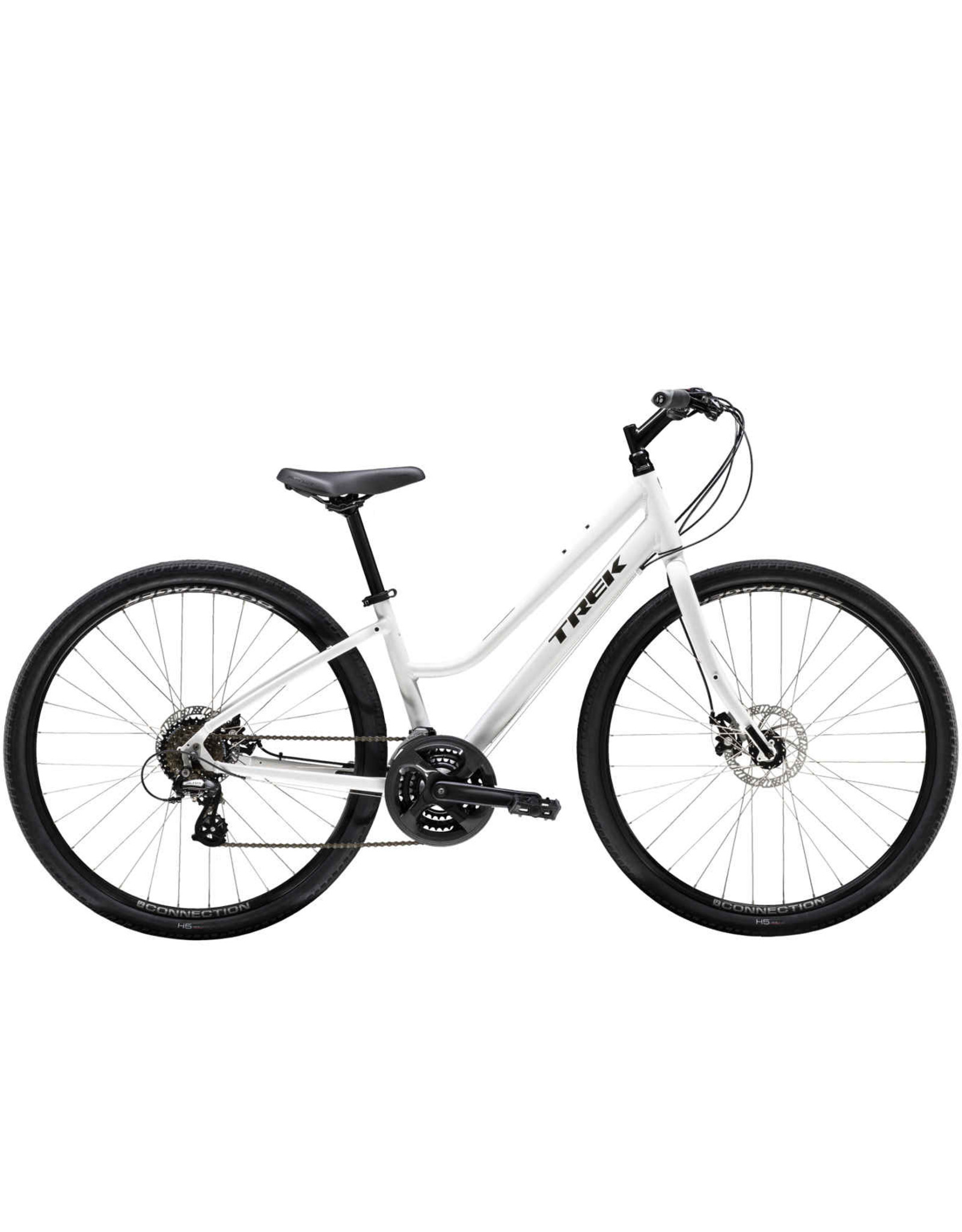 TREK BIKE TREK Verve 1 Disc Low Step SMALL