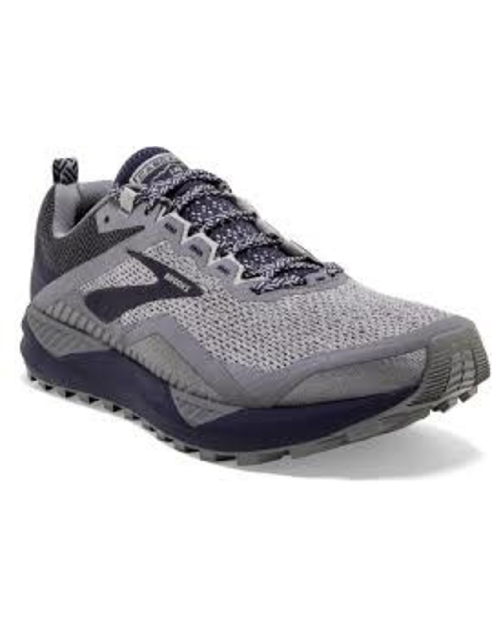 brooks Shoes Brooks Cascadia 14 Grey/Navy
