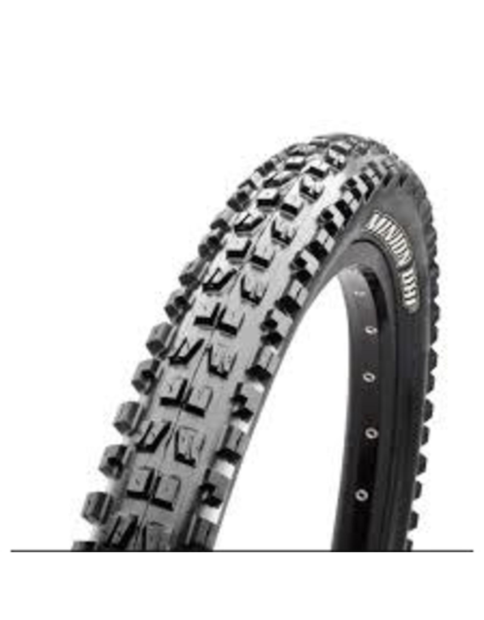 Maxxis Maxxis, Minion DHF, Tire, 27.5''x2.30, Folding, Tubeless Ready, 3C Maxx Terra, EXO, 60TPI, Black