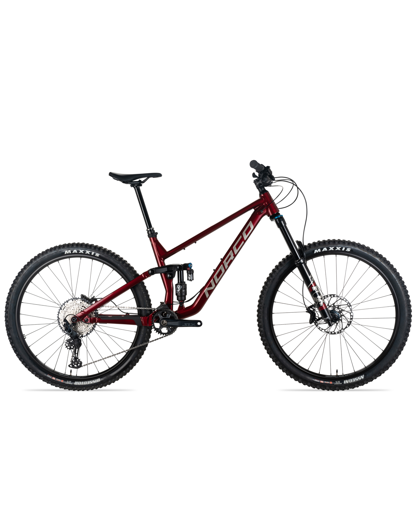 BIKE NORCO SIGHT A2 M27 RED/SILVER