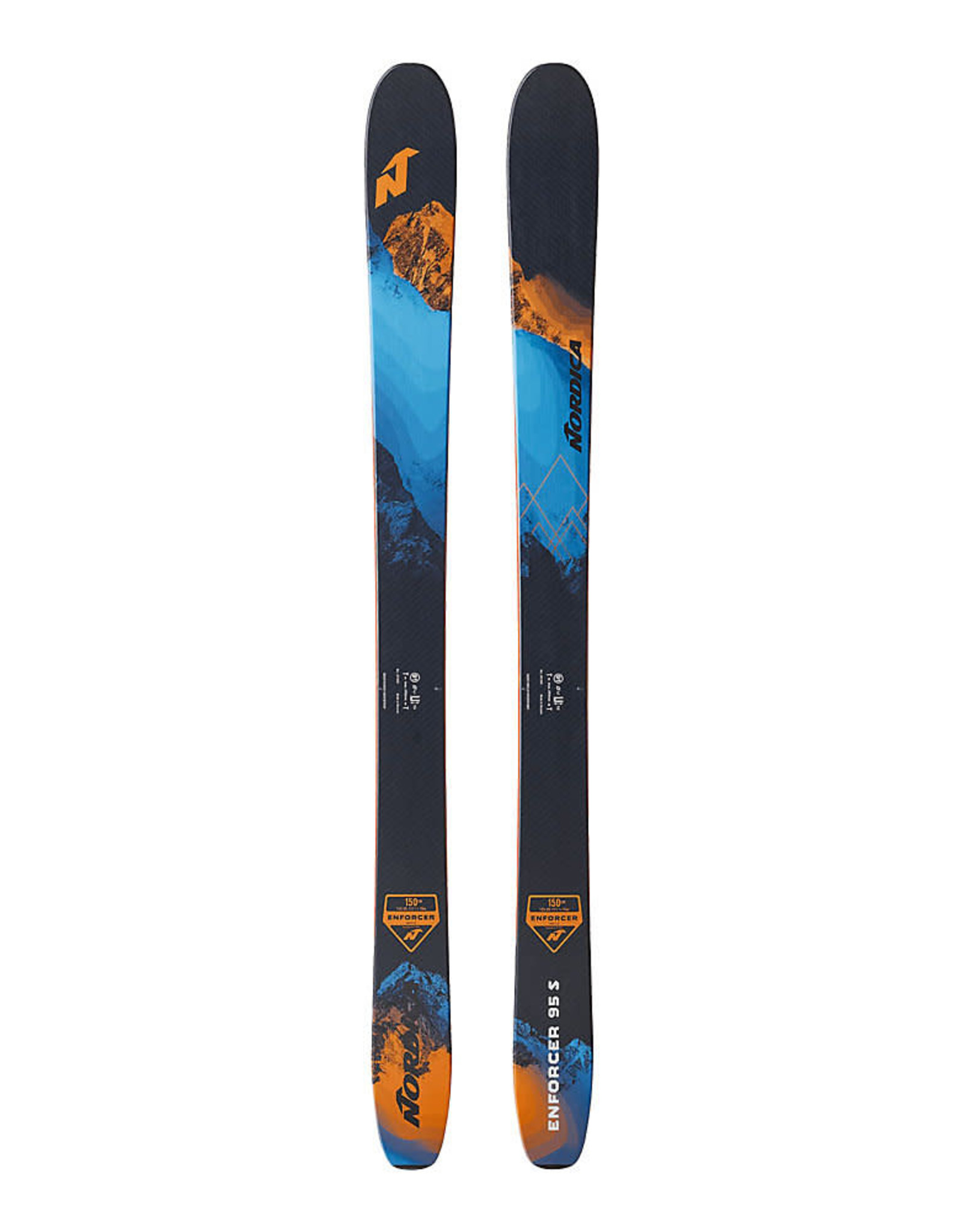 NORDICA NORDICA ENFORCER 95 S JR.