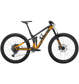 TREK BIKE TREK FUEL EX 9.8 GX MEDIUM GREY/FACTORY ORANGE