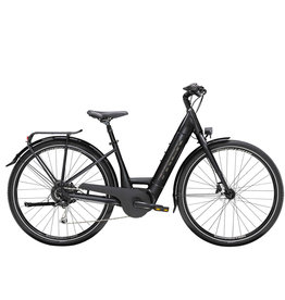 TREK BIKE TREK VERVE+ 3 LOWSTEP M BLACK