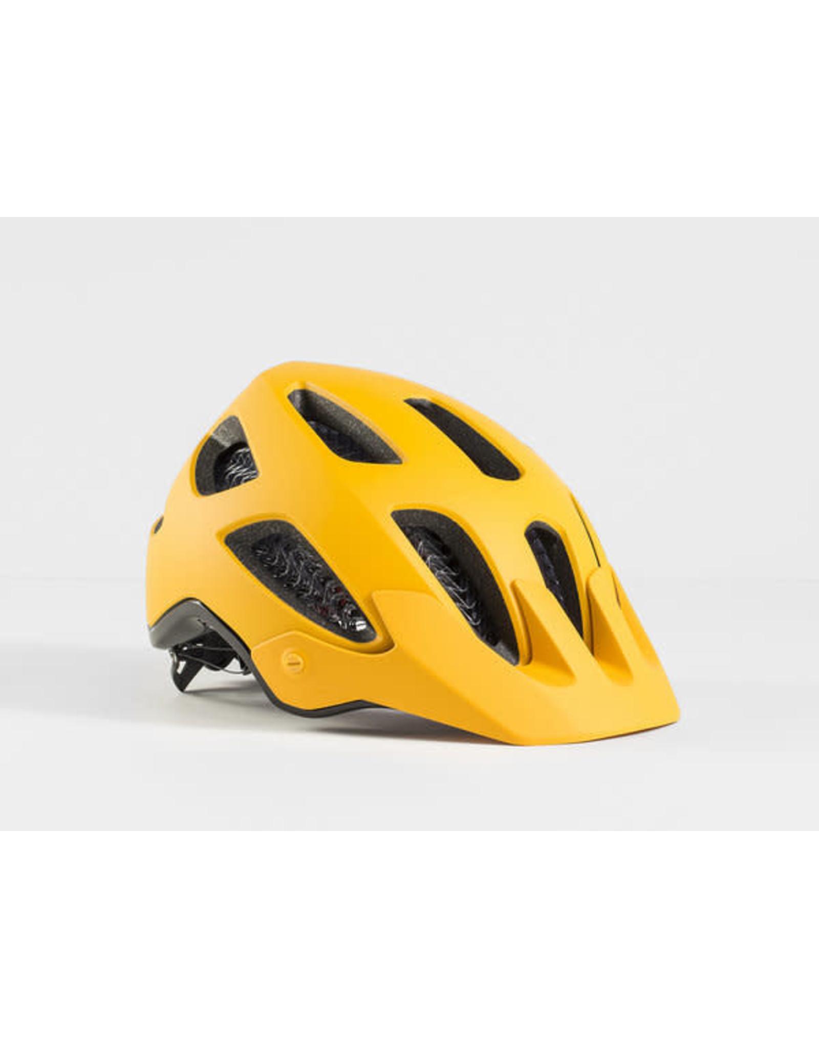 Bontrager Helmet Bontrager Rally Wavecel Medium Marigoldblack Cpsc