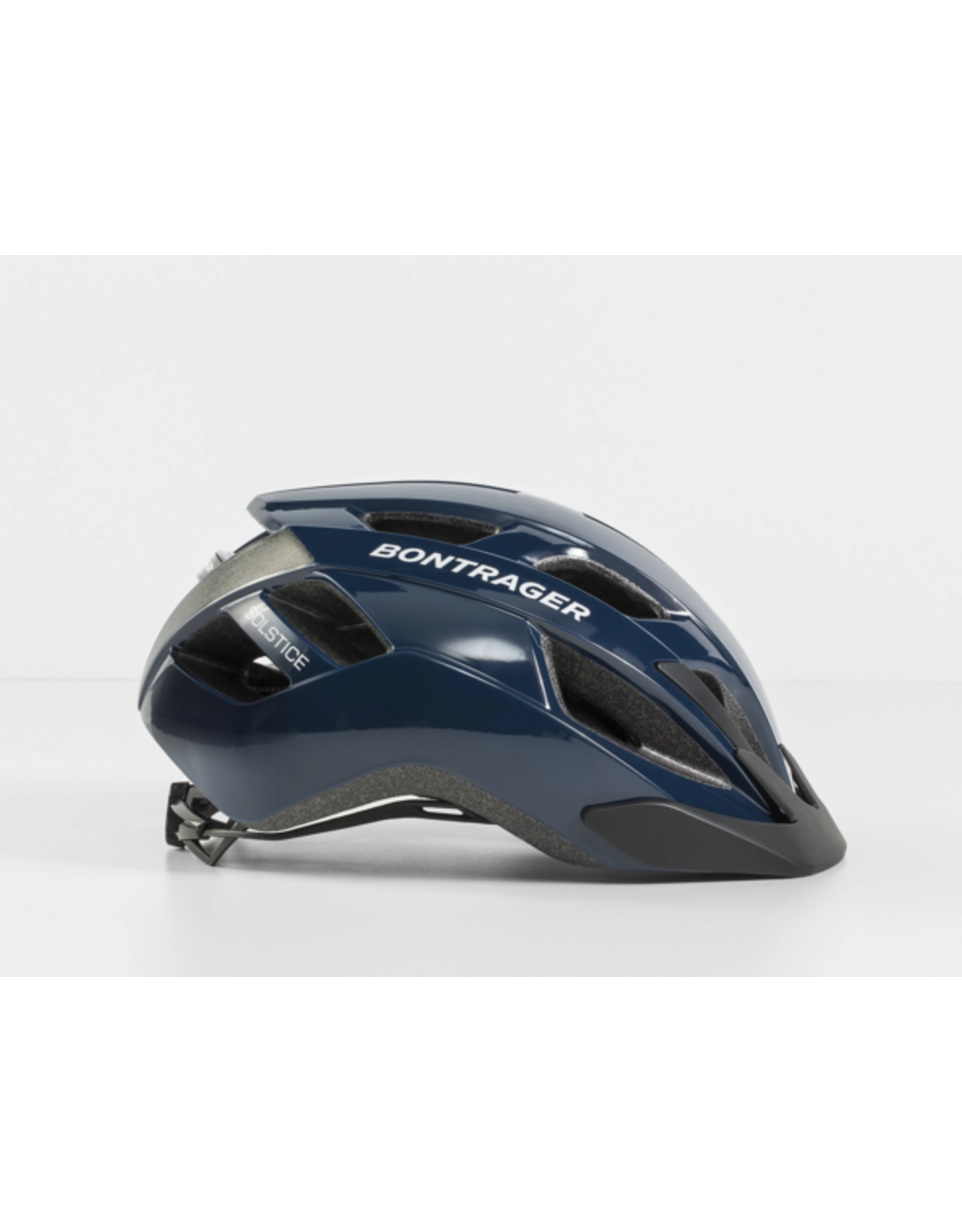 Bontrager Helmet Bontrager Solstice Mediumlarge Navy Cpsc