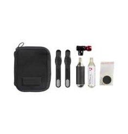 Bontrager Pump Bontrager Pro Flat Pack One Size Black