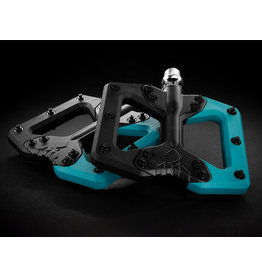 Squidworx pedals  Seasons Edition TEAL/WHITE