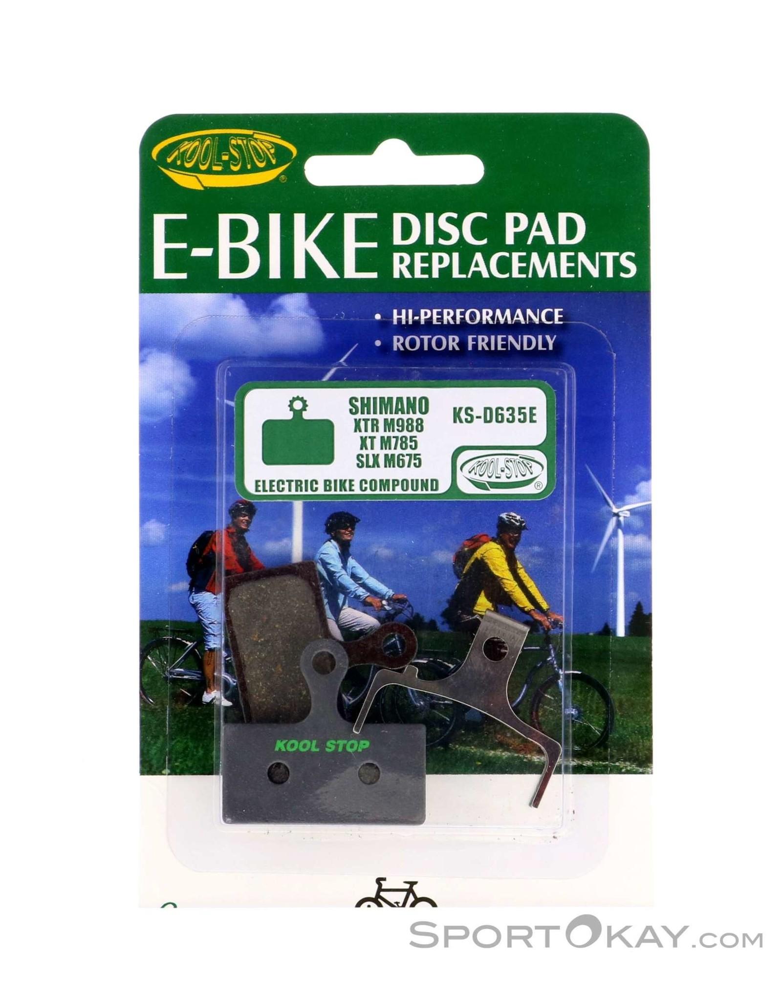 KOOLSTOP DISC PAD REPLACEMENT KOOLSTP DB-PD XTR 2011 ELEC