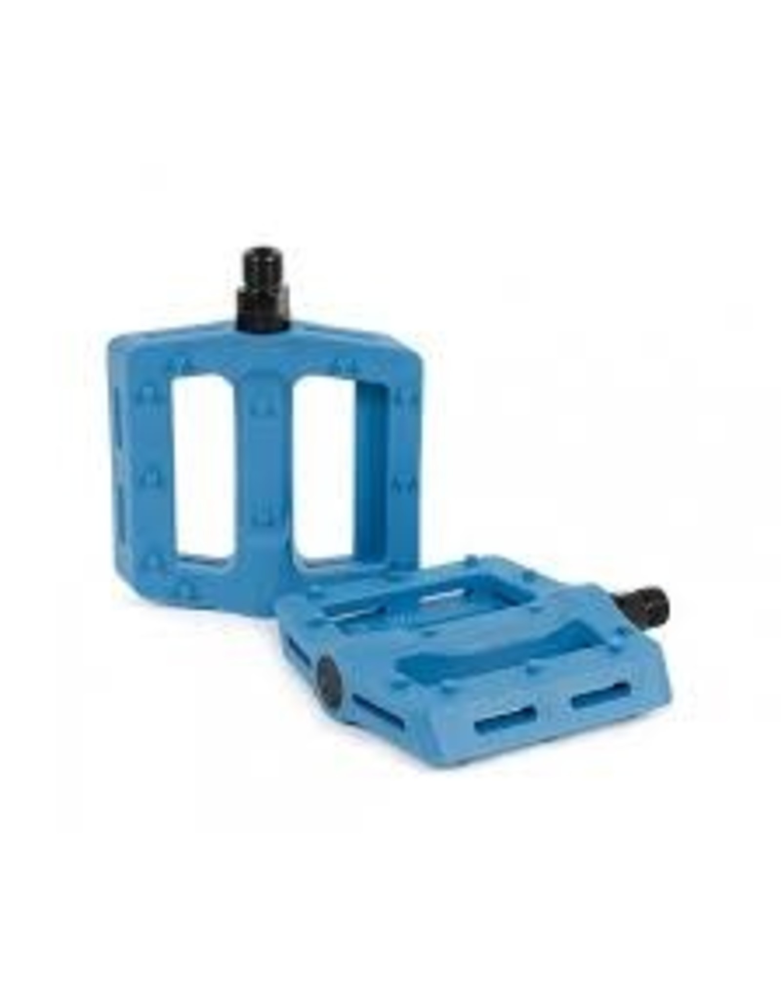 Vp Components Pedal Vp Grind 916 Inch Blue Pair