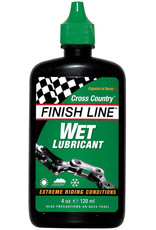 Finish Line Lubricant Finish Line Cross Country Wet Bottle 4Oz
