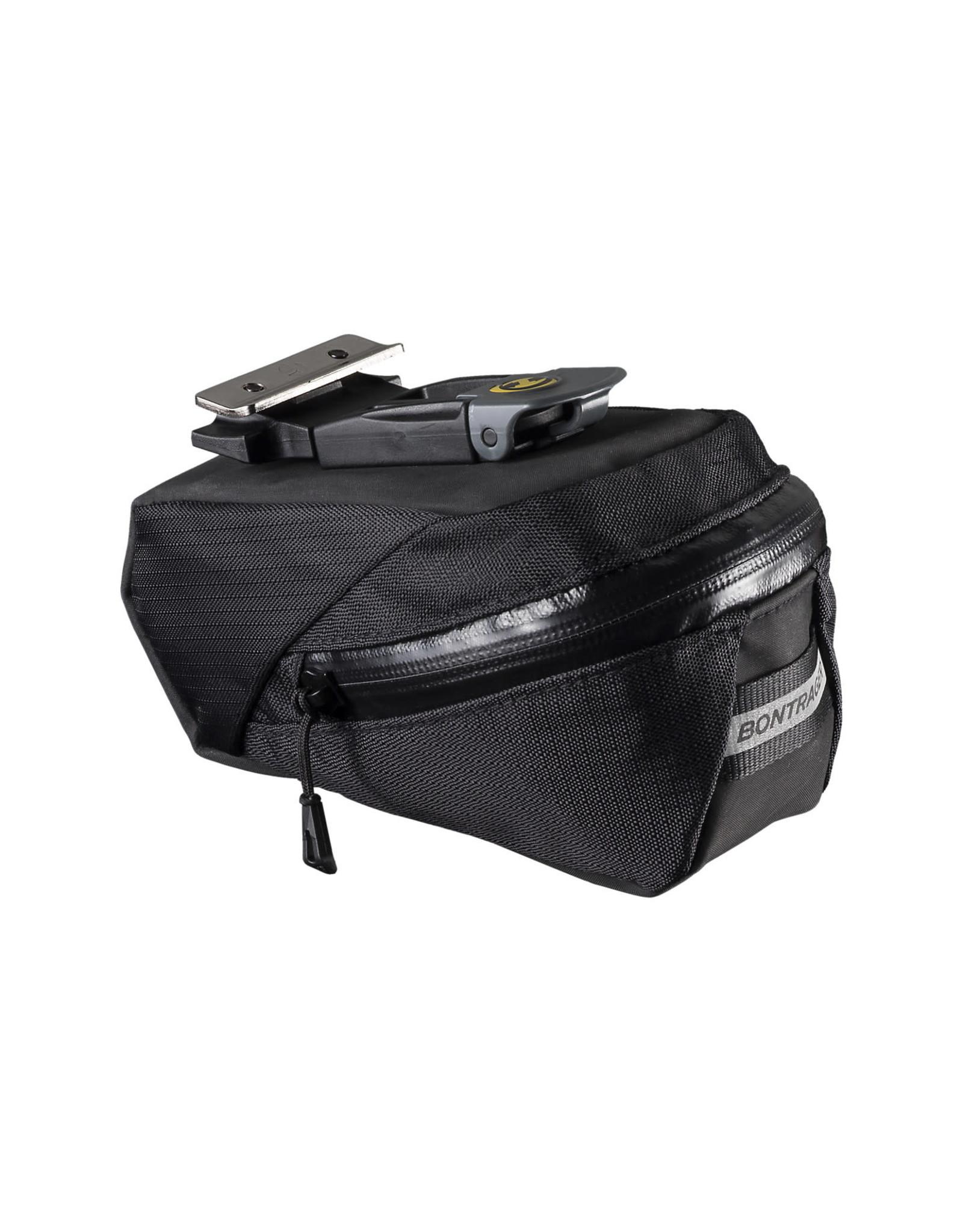 Bontrager BAG BONTRAGER PRO QUICK CLEAT SEAT PACK MEDIUM BLACK