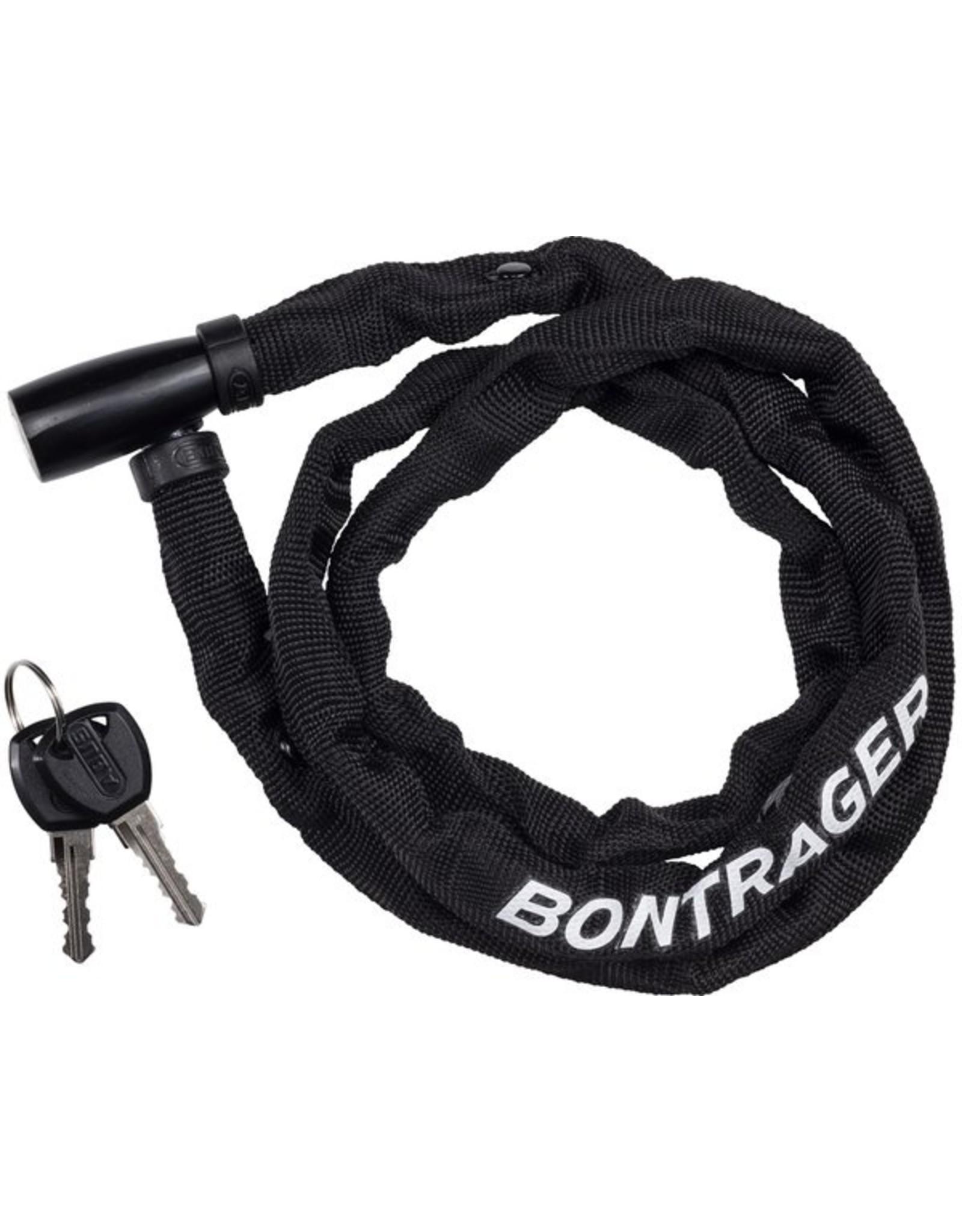 Bontrager LOCK BONTRAGER COMP KEYED CHAIN LOCK 60CM