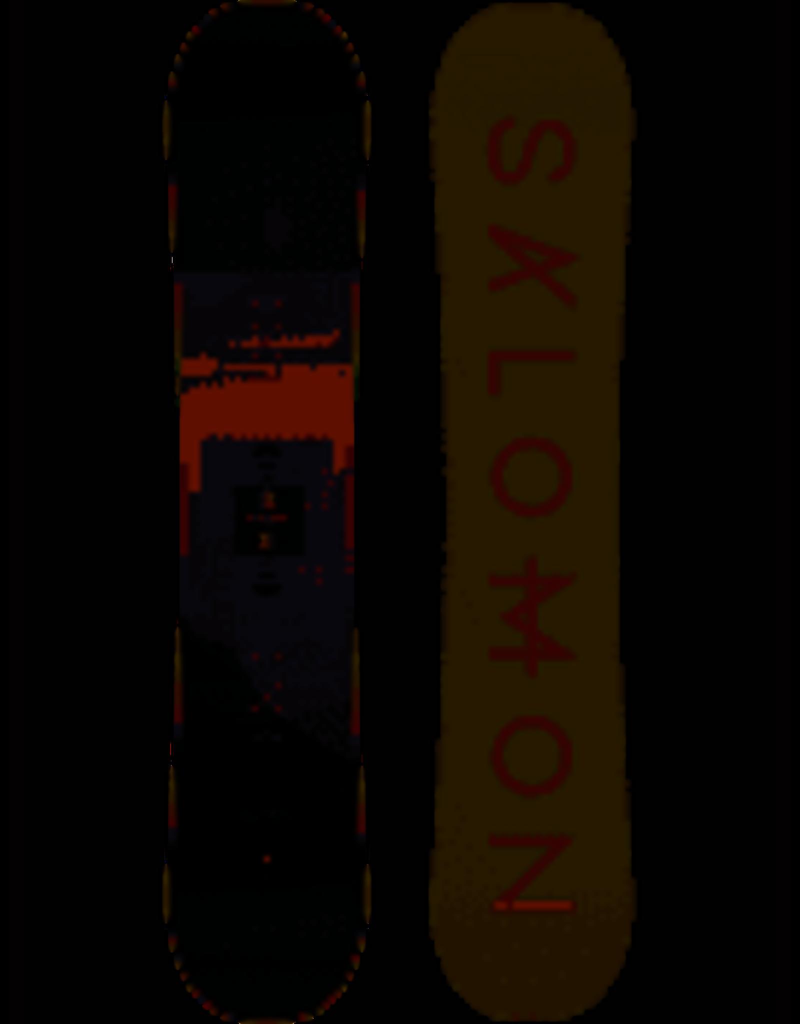 SNOWBOARD SALOMON - PULSE - 156