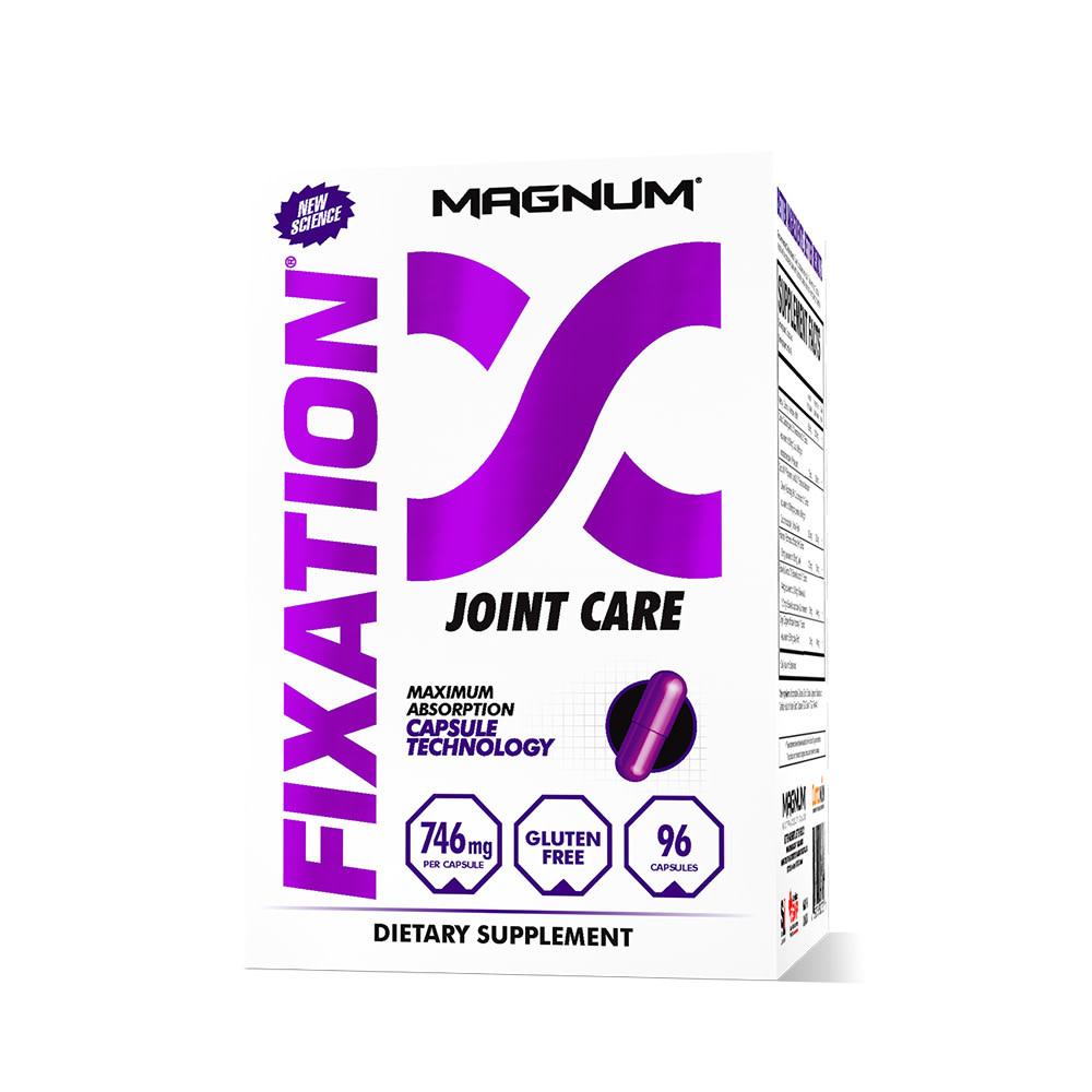 Magnum Magnum - Fixation - 96 Caps