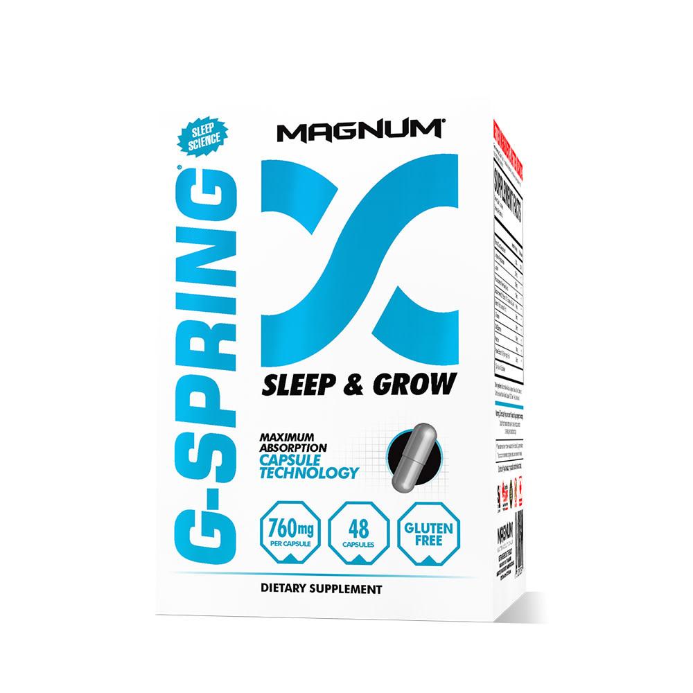 Magnum Magnum - G-Spring - 48 Caps