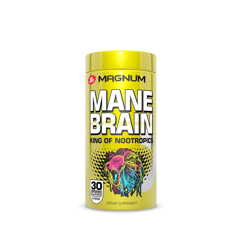 Magnum Magnum - Mane Brain - 60 Caps