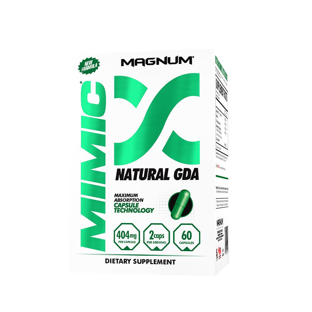 Magnum Magnum - Mimic - 60 Caps