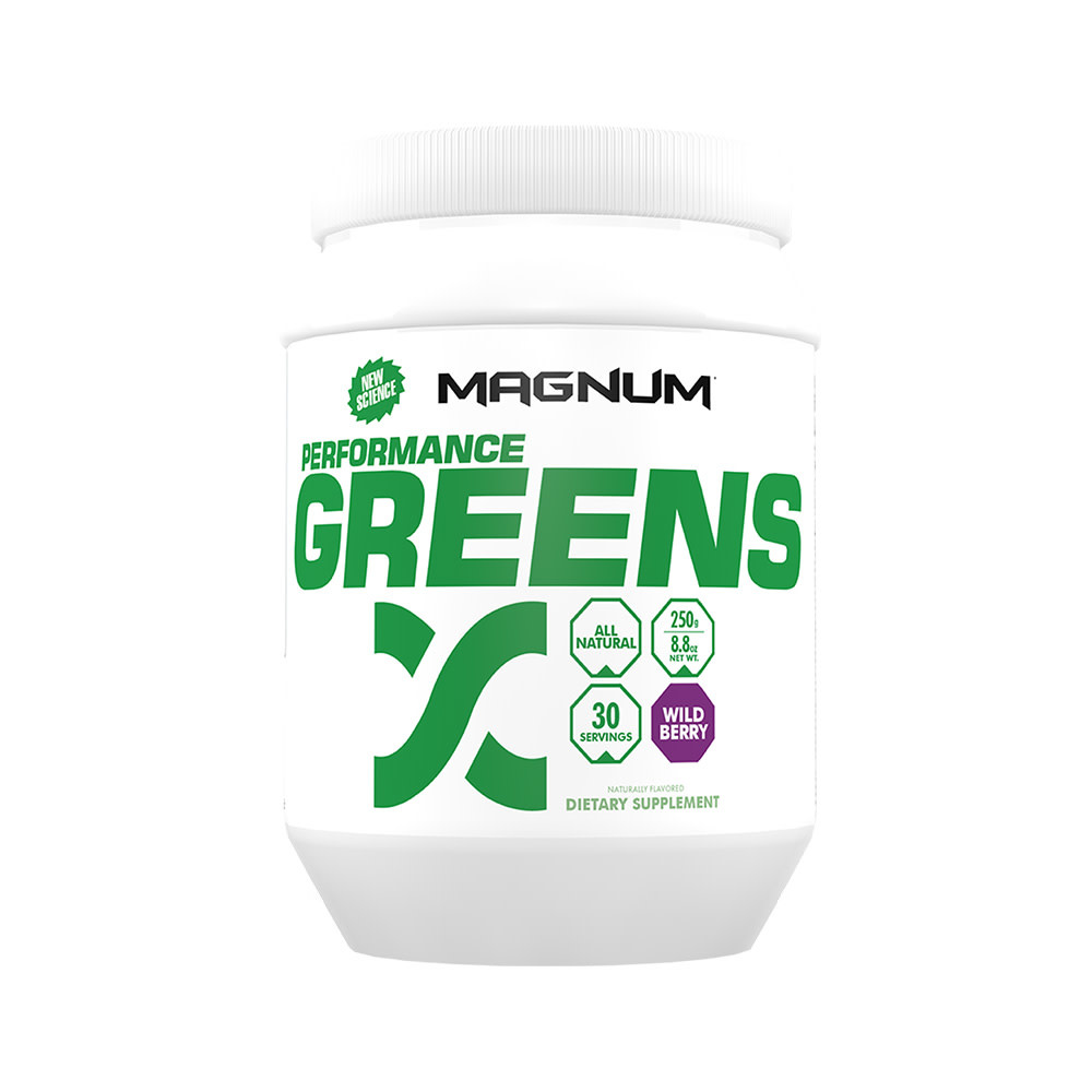 Magnum Magnum - Performance Greens - 250g