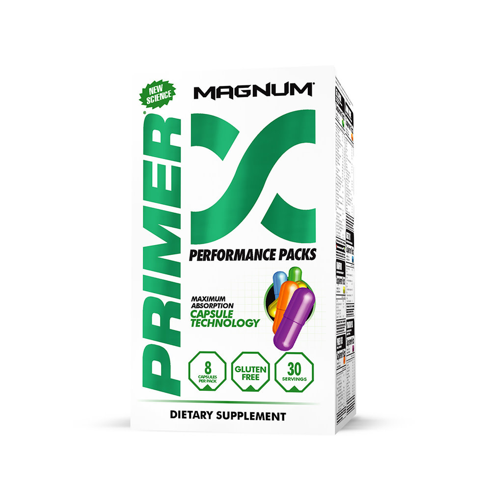 Magnum Magnum - Primer Performance Packs - 24 Packs