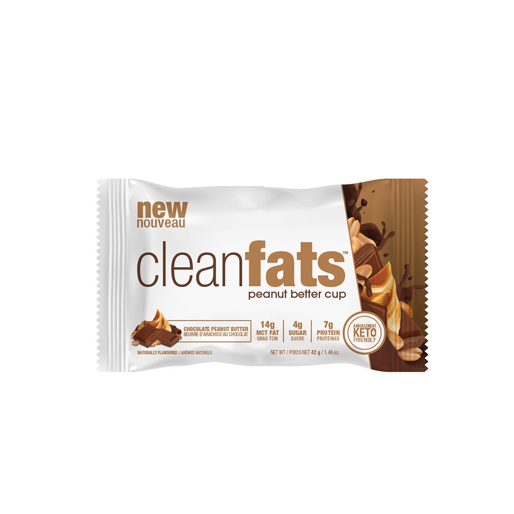 Nutra Phase Clean Fats - Peanut Butter Cup - 42 g