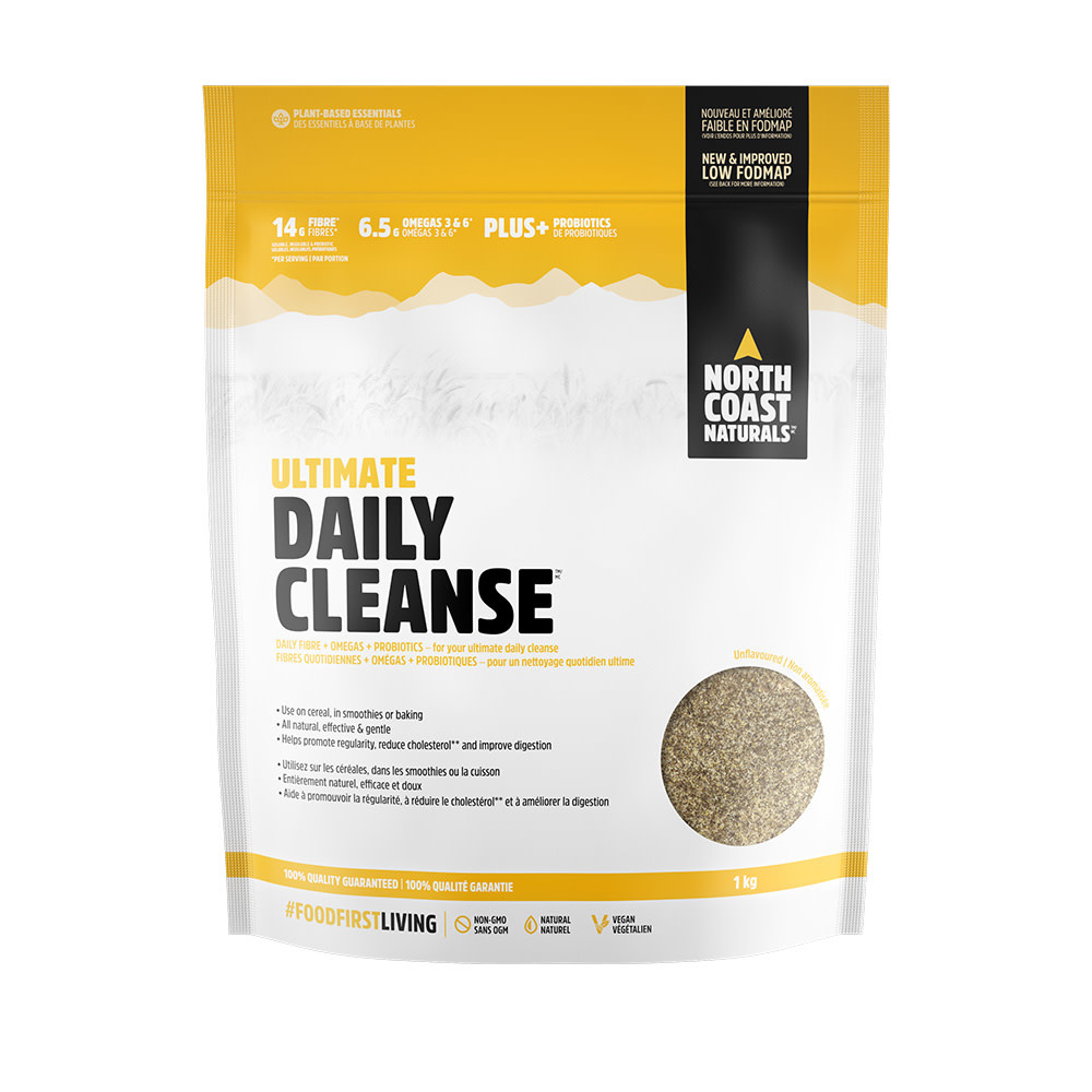 North Coast Naturals NCN - Ultimate Daily Cleanse  - 1000g